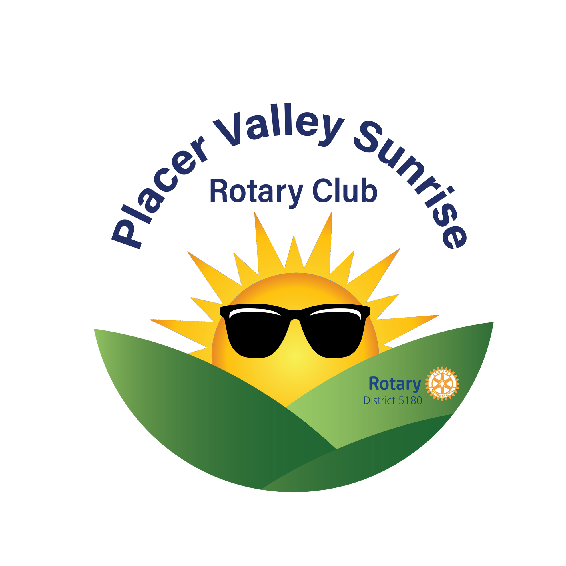 Placer Valley Sunrise logo
