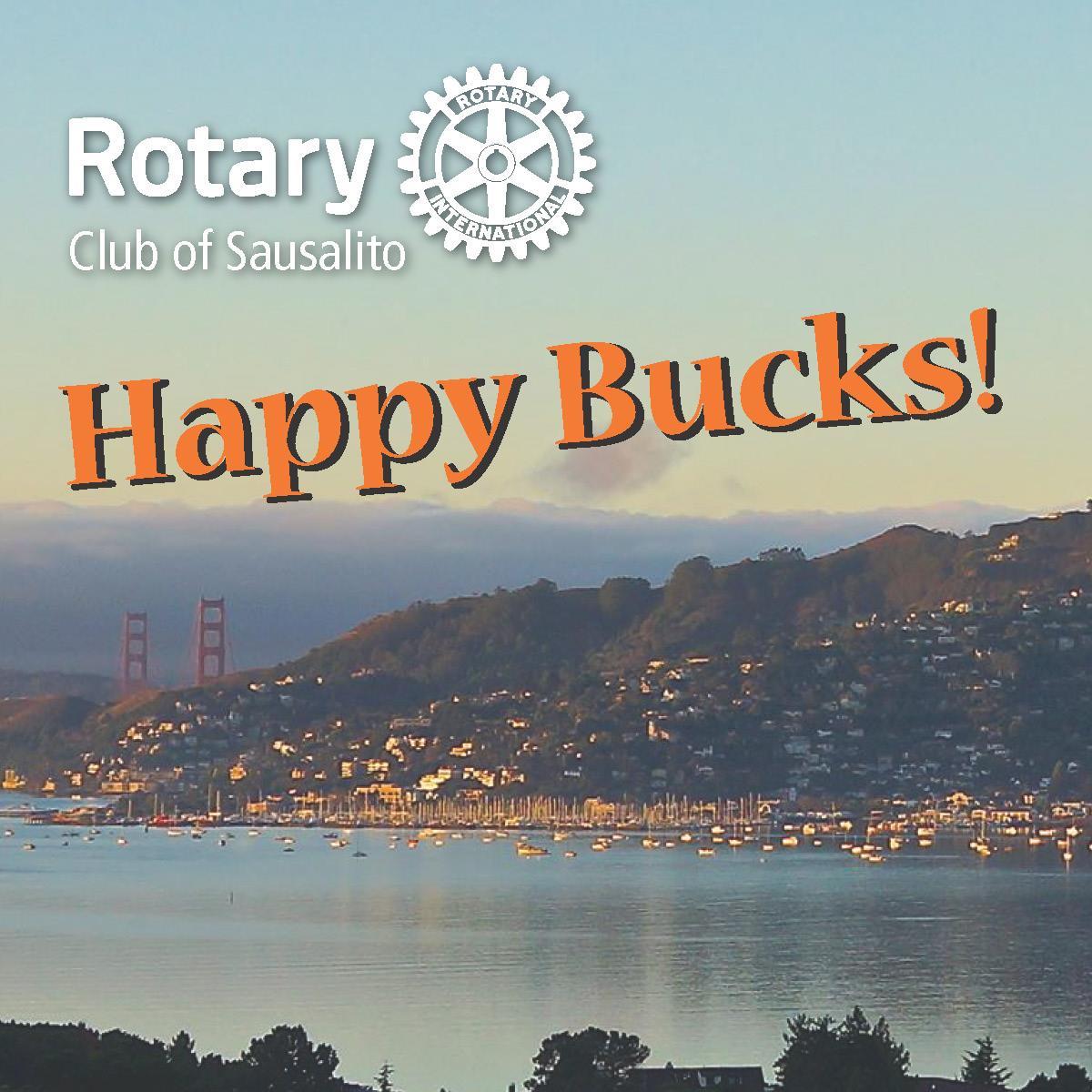 Happy Bucks Donation