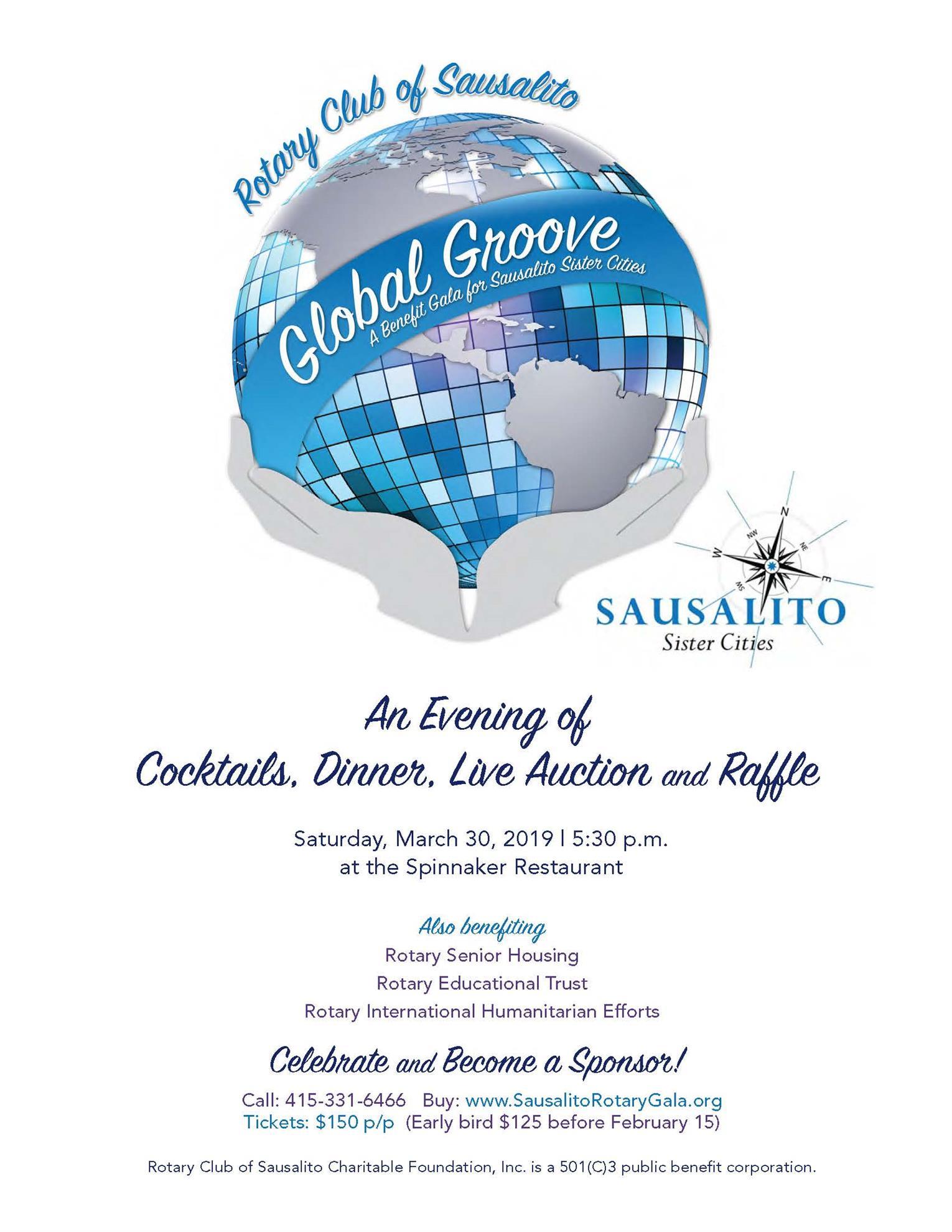 Global Groove Gala