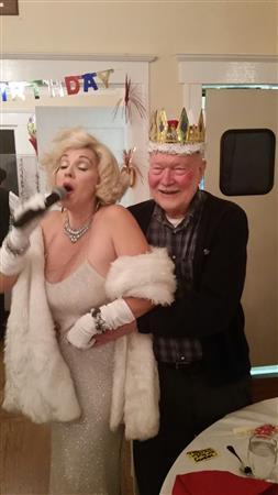 Jim Bryants 80th Birthday Celebration Start Slideshow Loading
