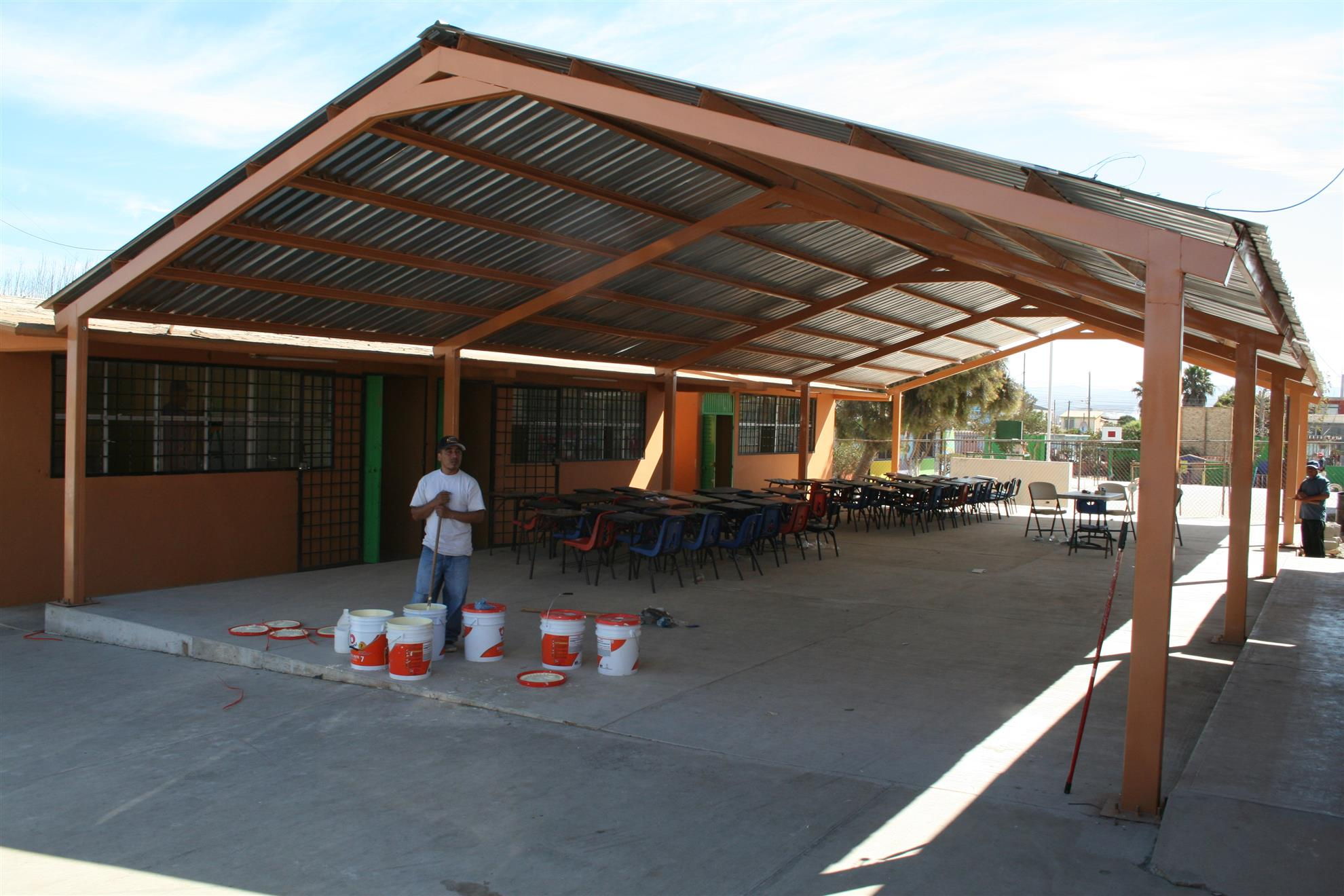 VIIDAI Awning In Colonia Lomas de San Ramon