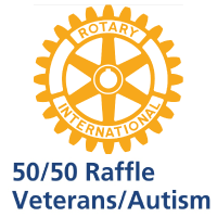 the rotary club of seatuck cove has launched a new 5050 charity cash raffle to raise money for the veterans general needs autism and other charitable