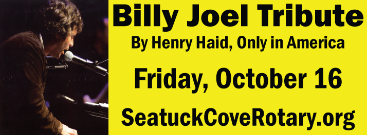 Billy Joel Tribute Henry Haid Only In America
