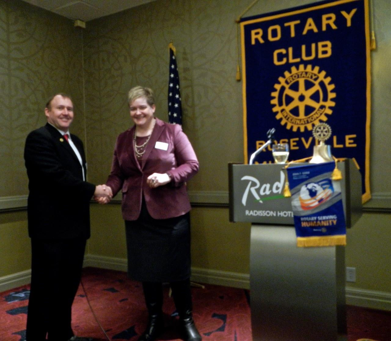 Stories | Rotary Club of Roseville - MN