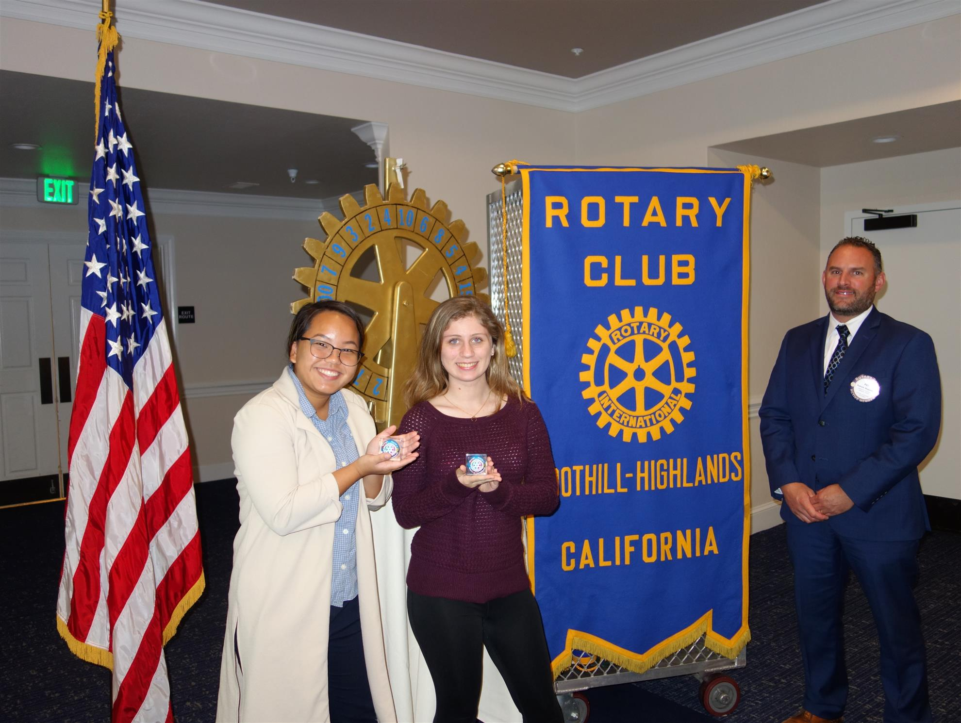 Stories | Rotary Club of Foothill Highlands