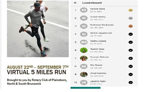 RCOP Virtual Run