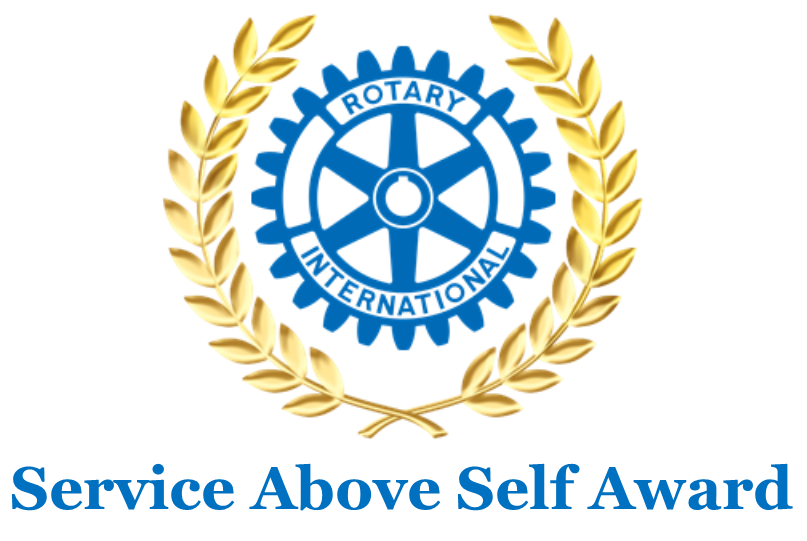 About service above self award | Rotary Club of Sun Prairie