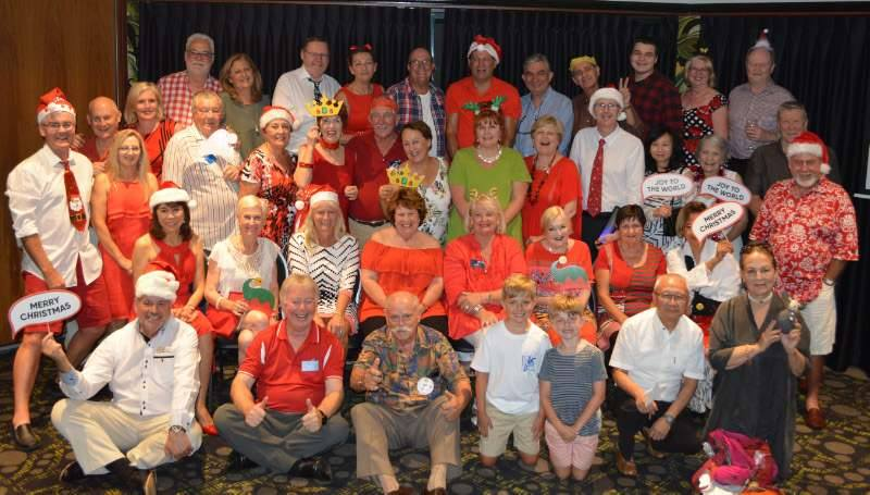 Gold Coast Rotary Meeting