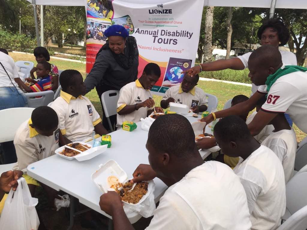 Program: Dzorwulu Special School