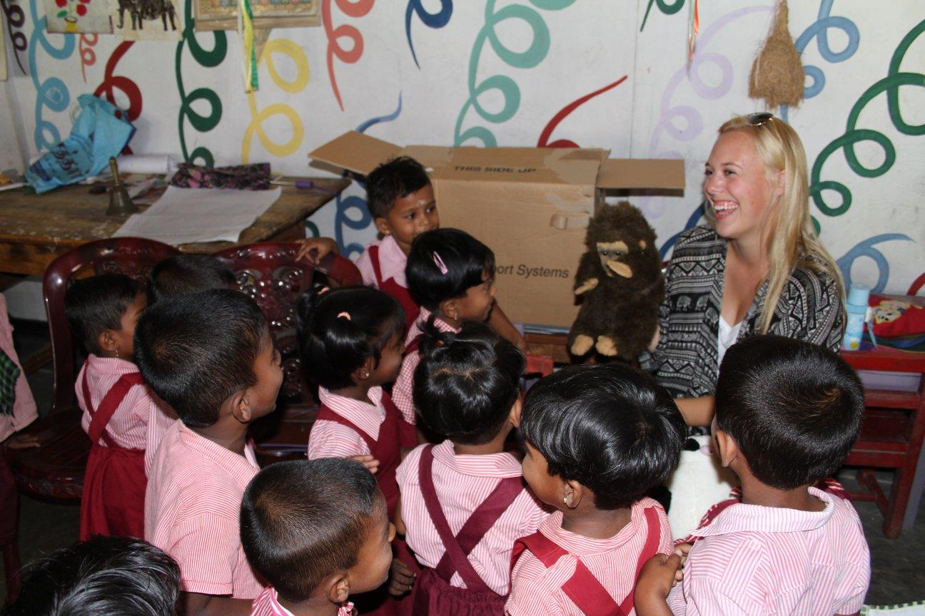 Program: Early Childhood Education in Rural Sri Lanka