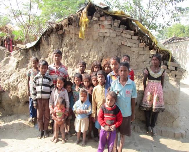 Survivors of human trafficking