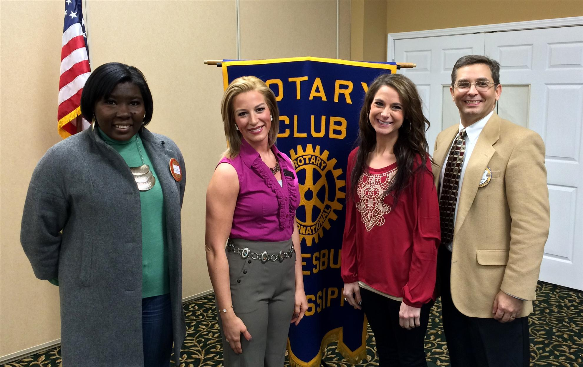 Thank you Lee Armstrong and Kailey Kemp from Anatomies! | Rotary ...