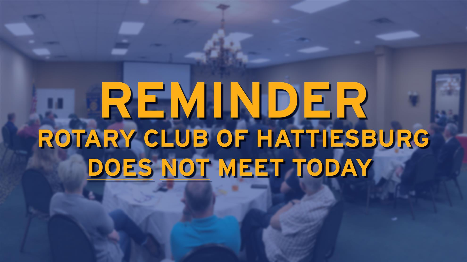 Stories | Rotary Club of Hattiesburg