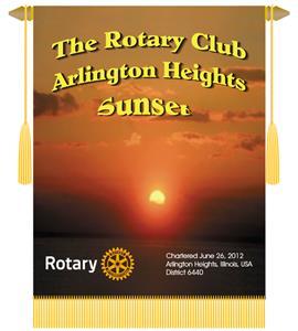 Arlington Heights Sunset