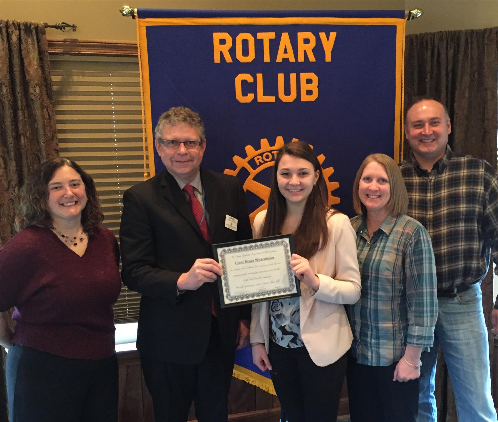 Rotary Club Of Denver-Ephrata Area