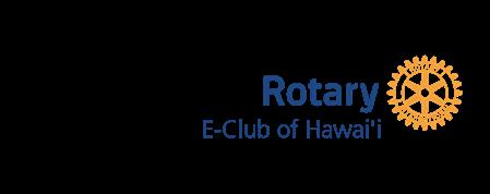 Rotary E-Club of Hawaii
