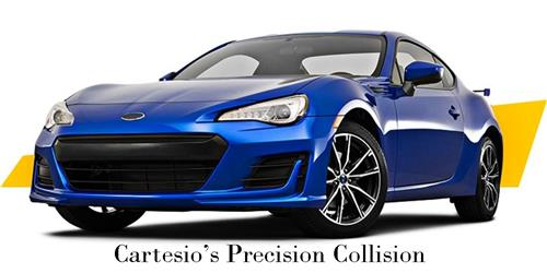 Cartesio's Precision Collision