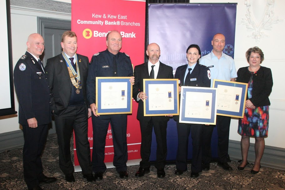 Emergency Services Awards