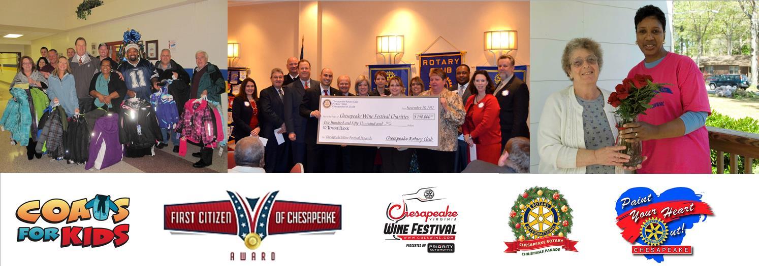 Home Page | Rotary Club of Chesapeake