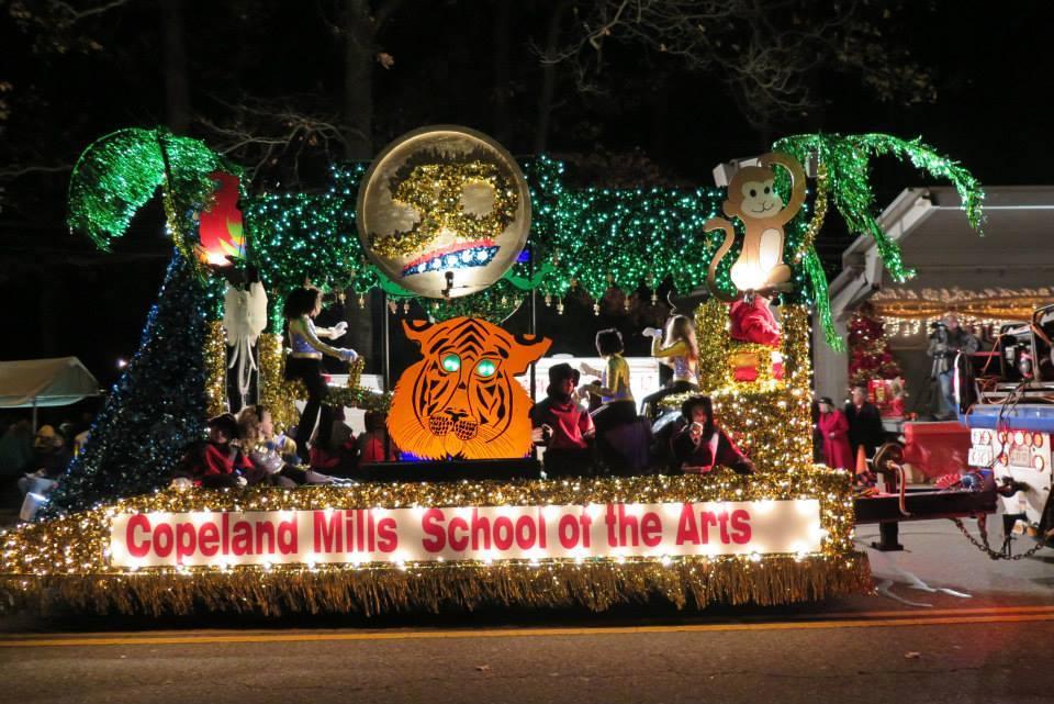 Chesapeake Rotary Christmas Parade | Rotary Club of Chesapeake
