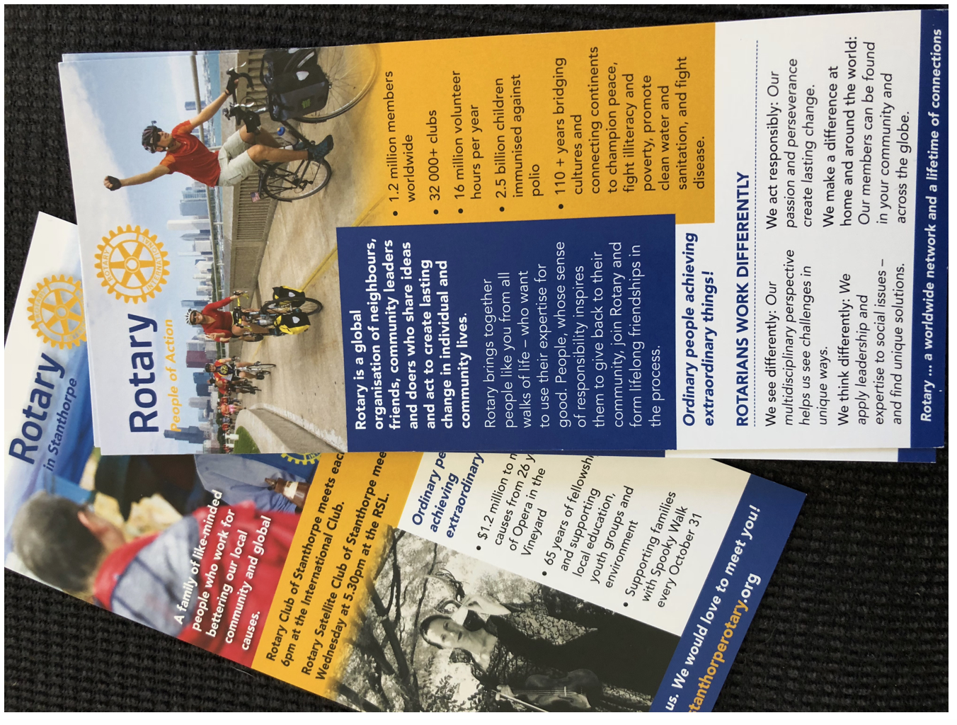 Stories | Rotary Club of Stanthorpe