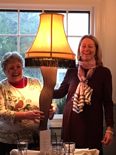 annual passing of the lamp