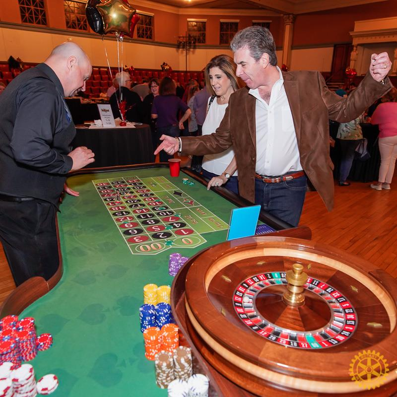 Casino Night Action