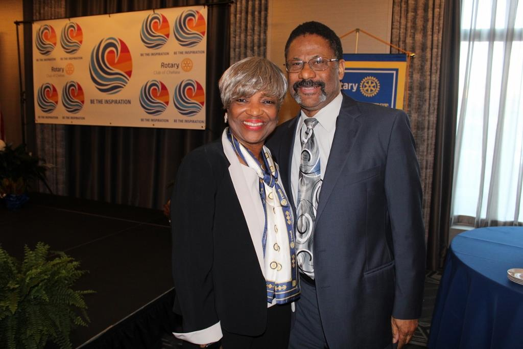 PP Rev. Sandra Whitley and Husband Rev. Kenneth Whitley