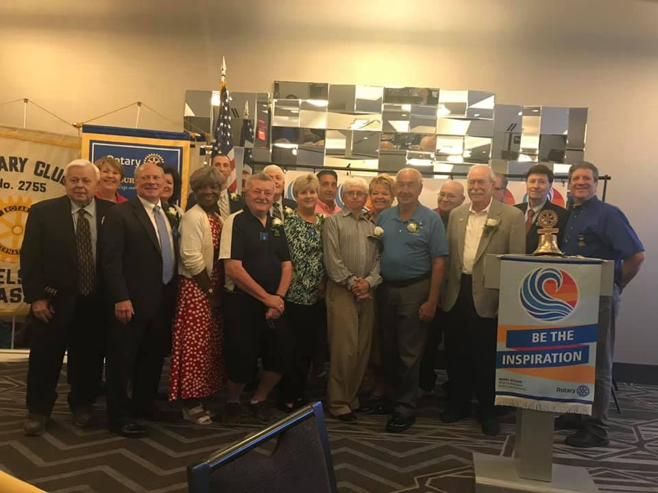 Past Presidents Luncheon 2019