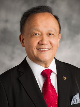 RI President Huang