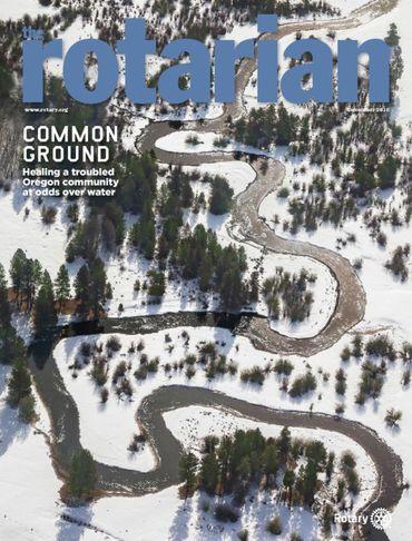 Rotary Club of San Marcos - December 2016 Rotarian Magazine