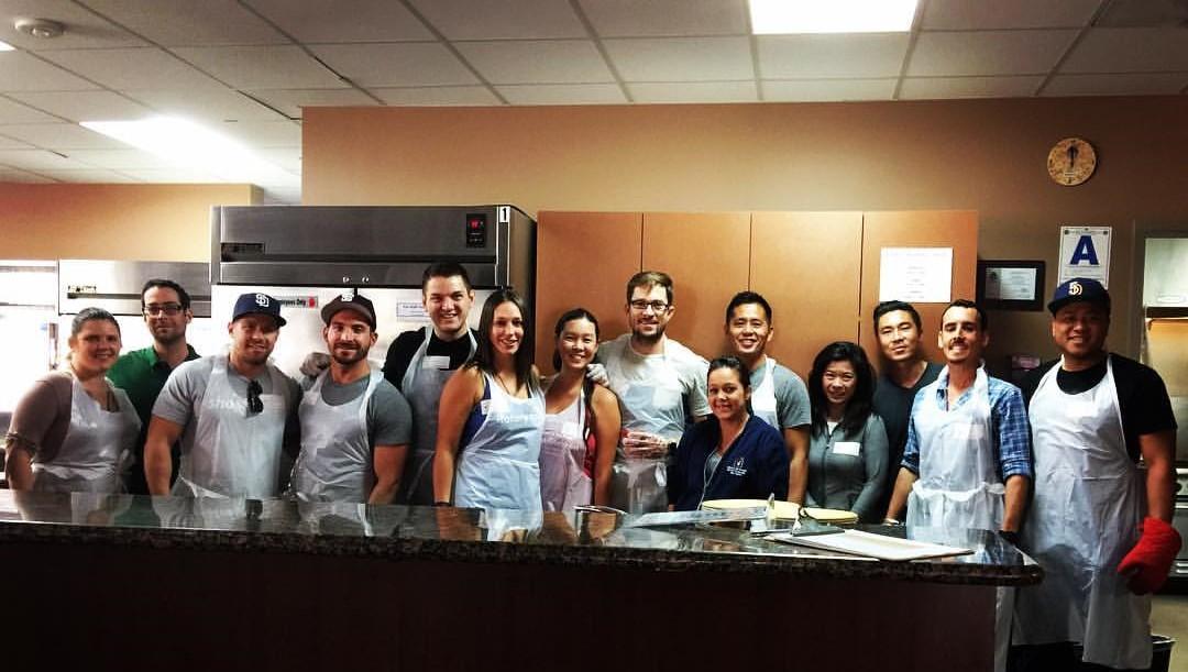 Volunteer with Ronald McDonald House | Rotary Club of San
