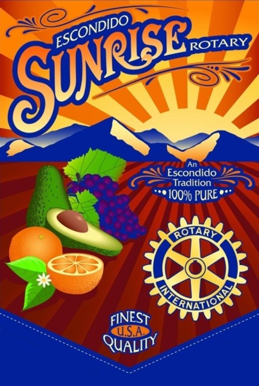 Escondido Sunrise logo