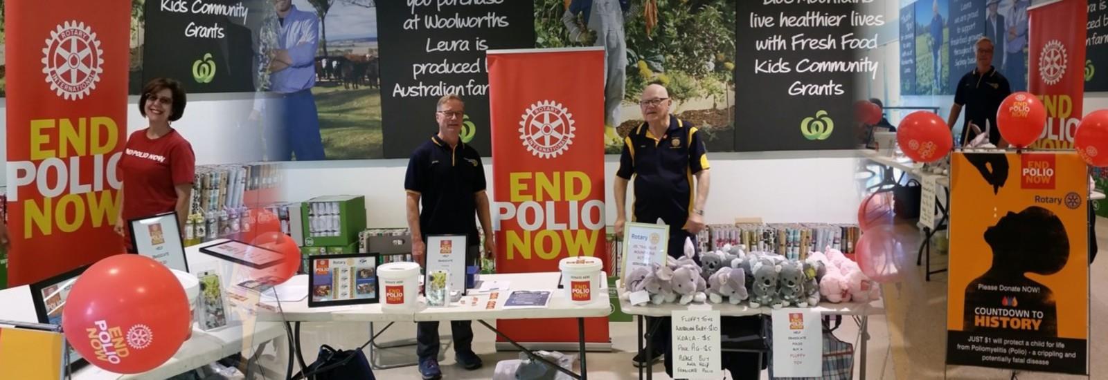 Local End Polio Campaign