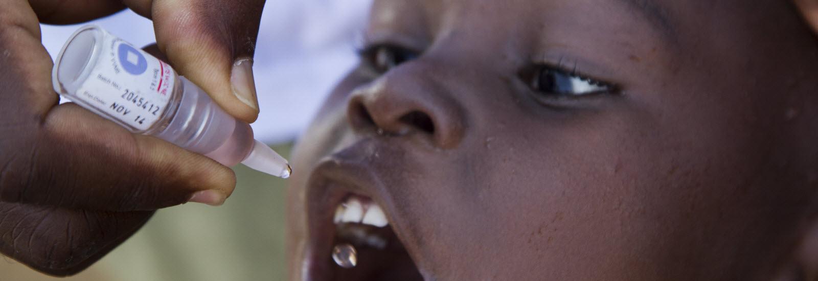 Worldwide Polio Eradication