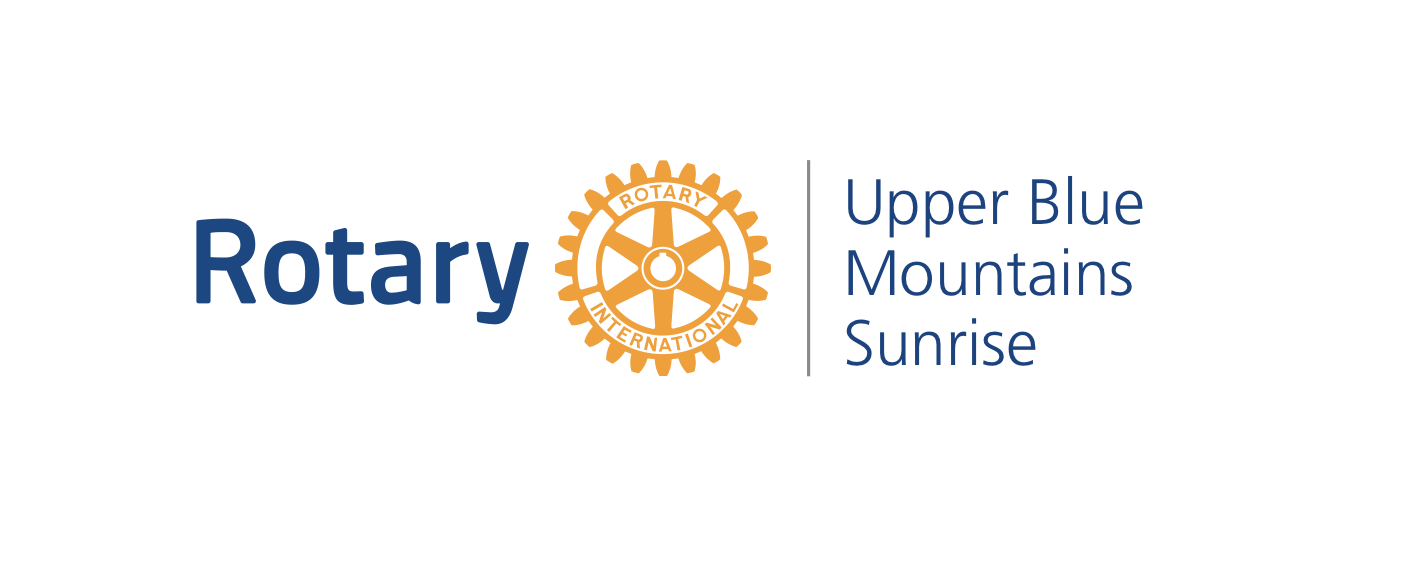 Upper Blue Mountains Sunrise logo