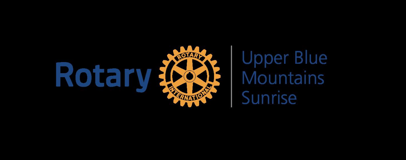 Upper Blue Mountains Sunrise logo