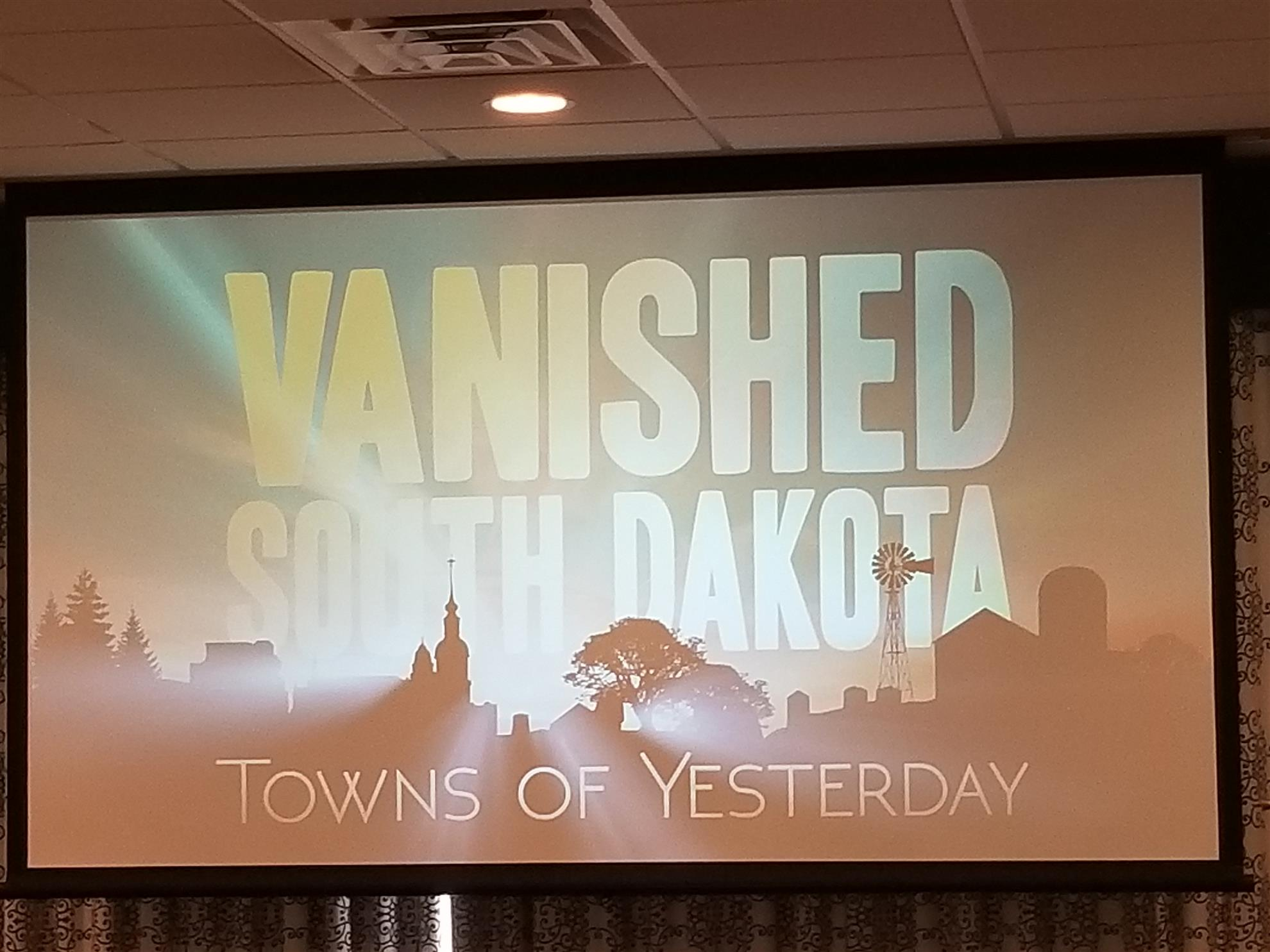 SDPBS Vanished South Dakota