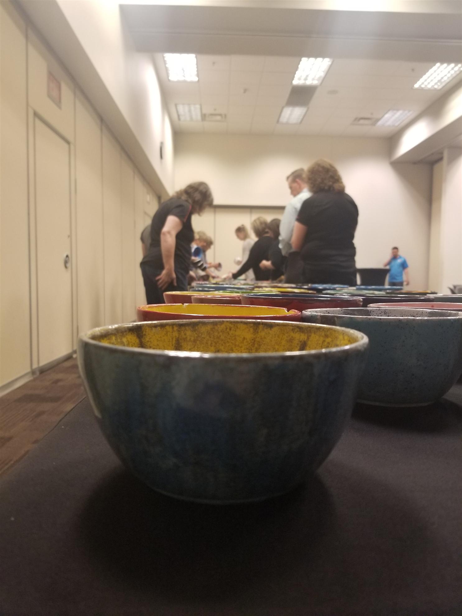 Empty Bowls - A Feeding South Dakota Event