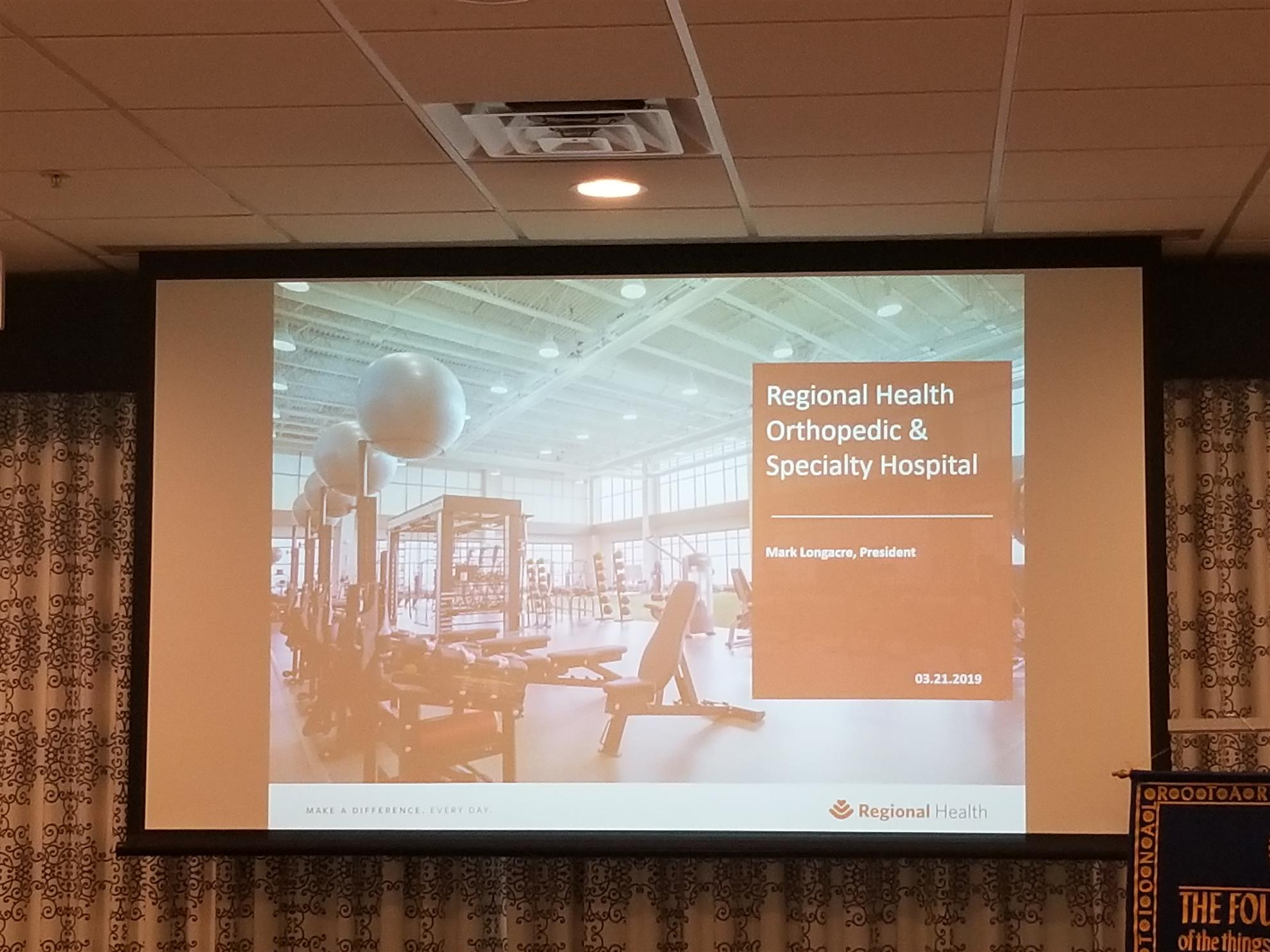 Regional Health Orthopedic & Specialty Hospital
