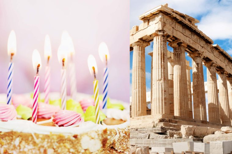 Heres Why You Should Thank The Ancient Greeks For Your Birthday