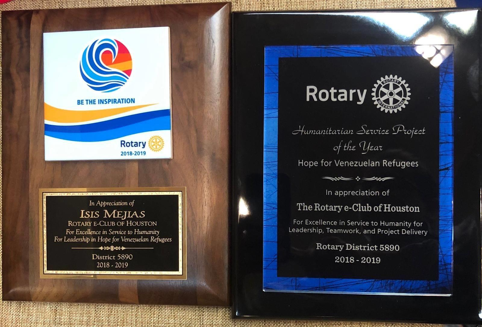 Stories | Rotary e-Club of Houston