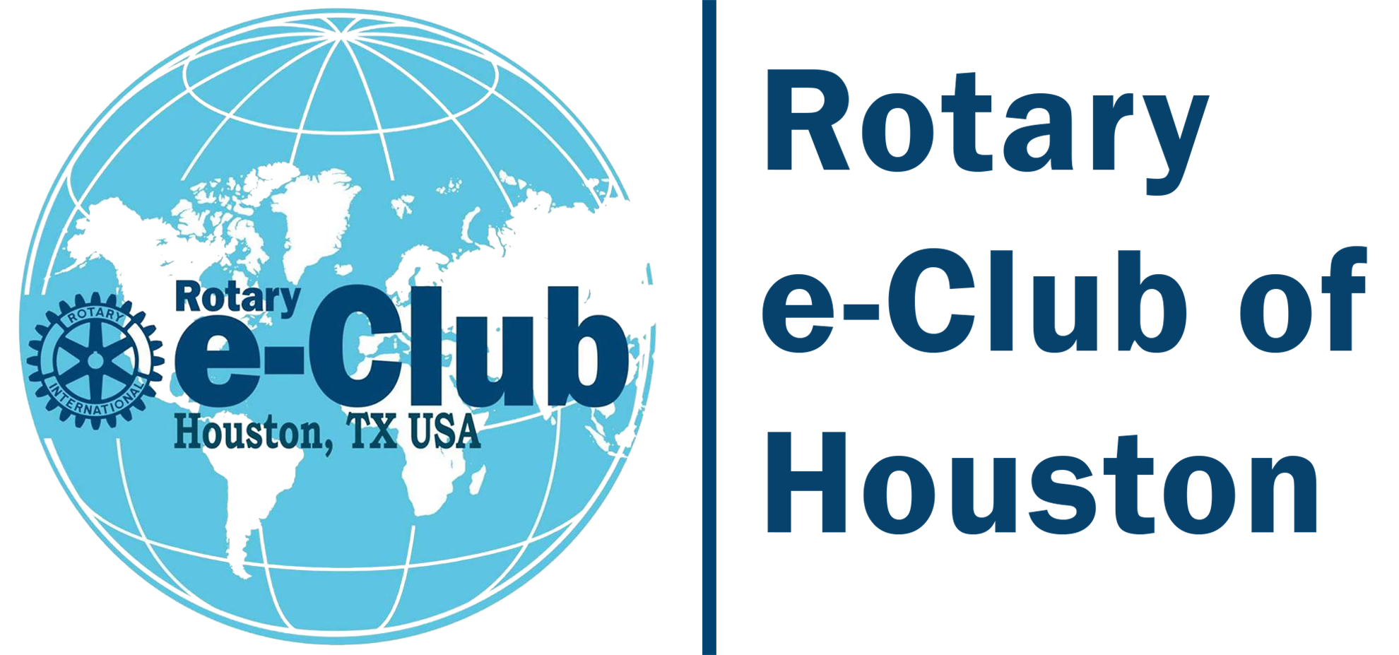 e-Club of Houston logo