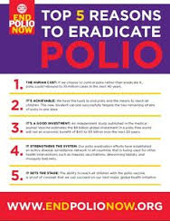 Rca End Polio Now Awareness Campaign Rotary Club Of Auckland