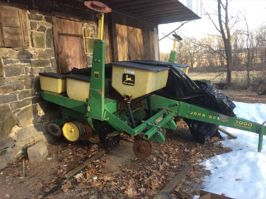 Farm Equipment Photo
