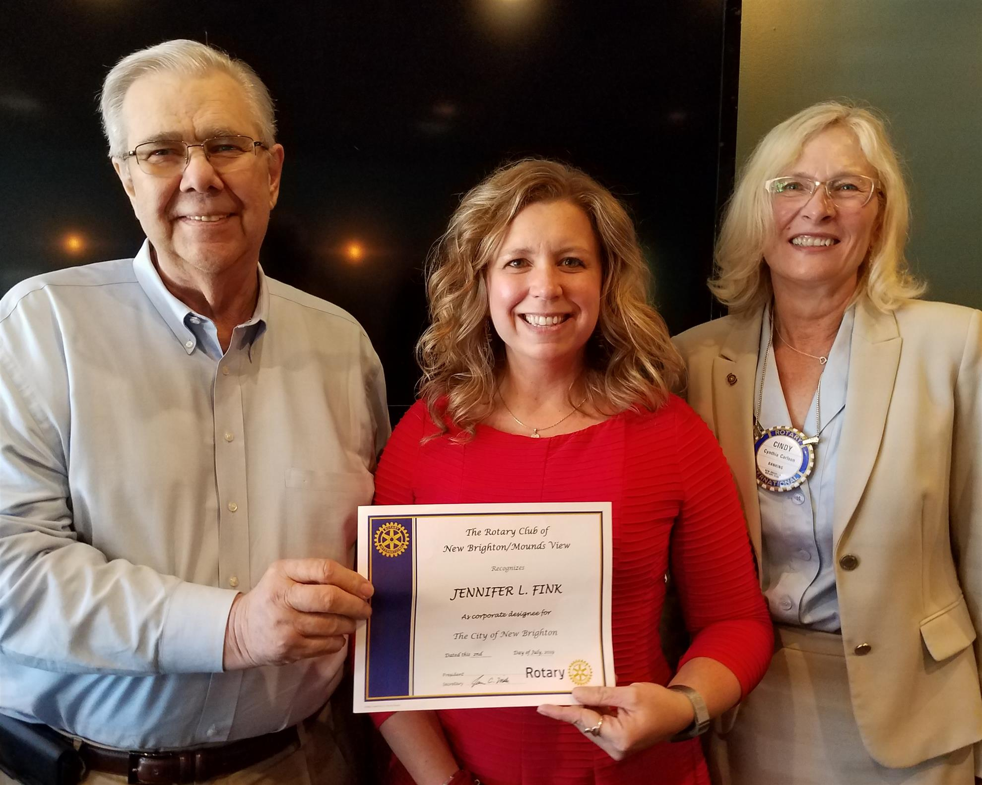 Stories | Rotary Club of New Brighton Mounds View