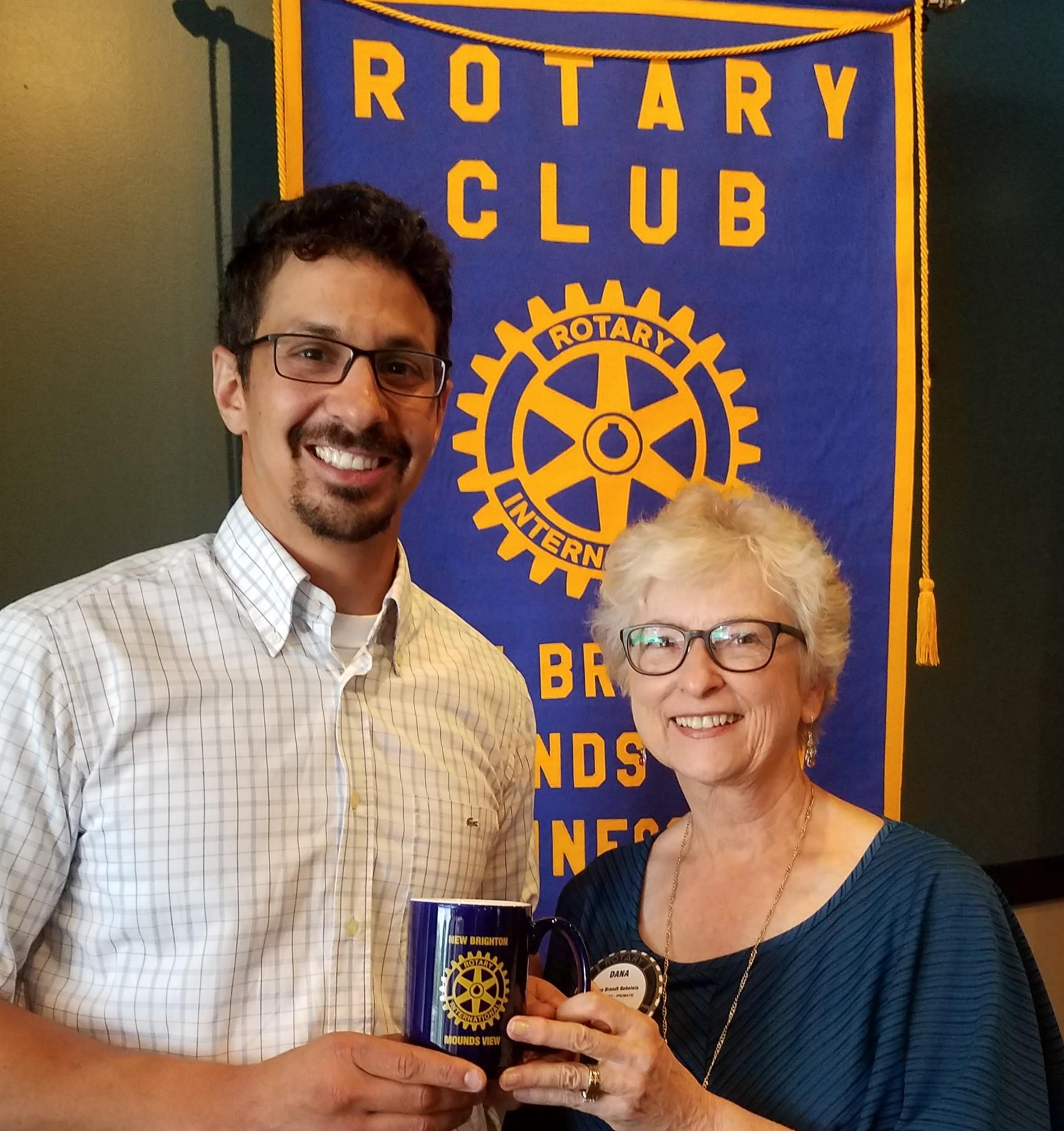 Home Page | Rotary Club of New Brighton Mounds View
