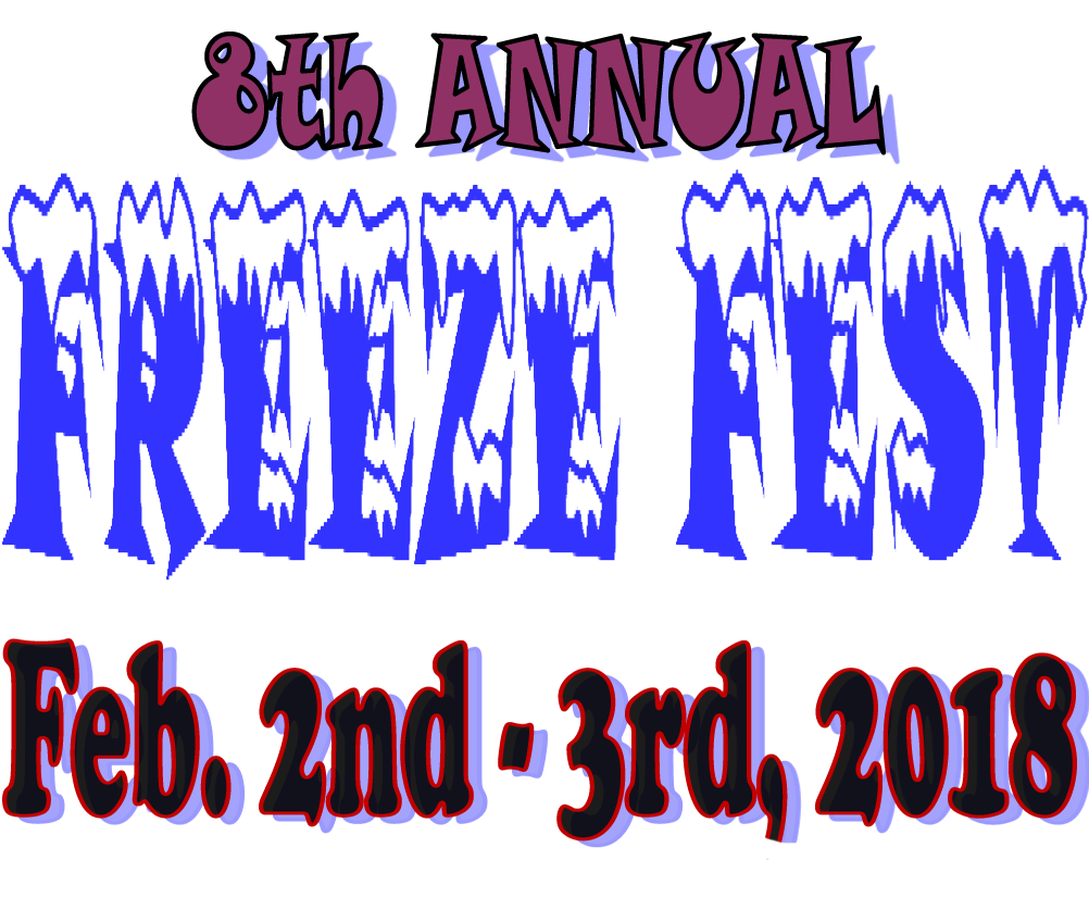 8th Annual Freeze Fest hosted by the Tomah Rotary Club