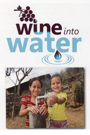 wine into water tomah rotary fundraiser