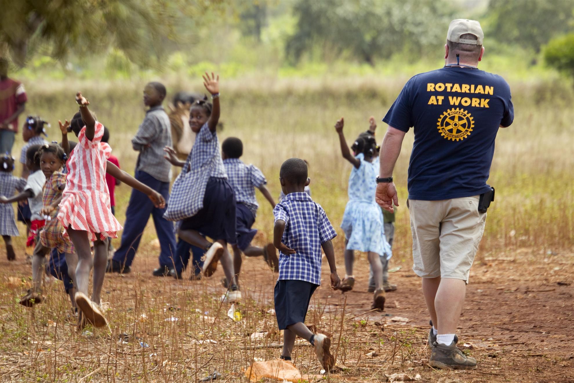 Rotary International - Haiti